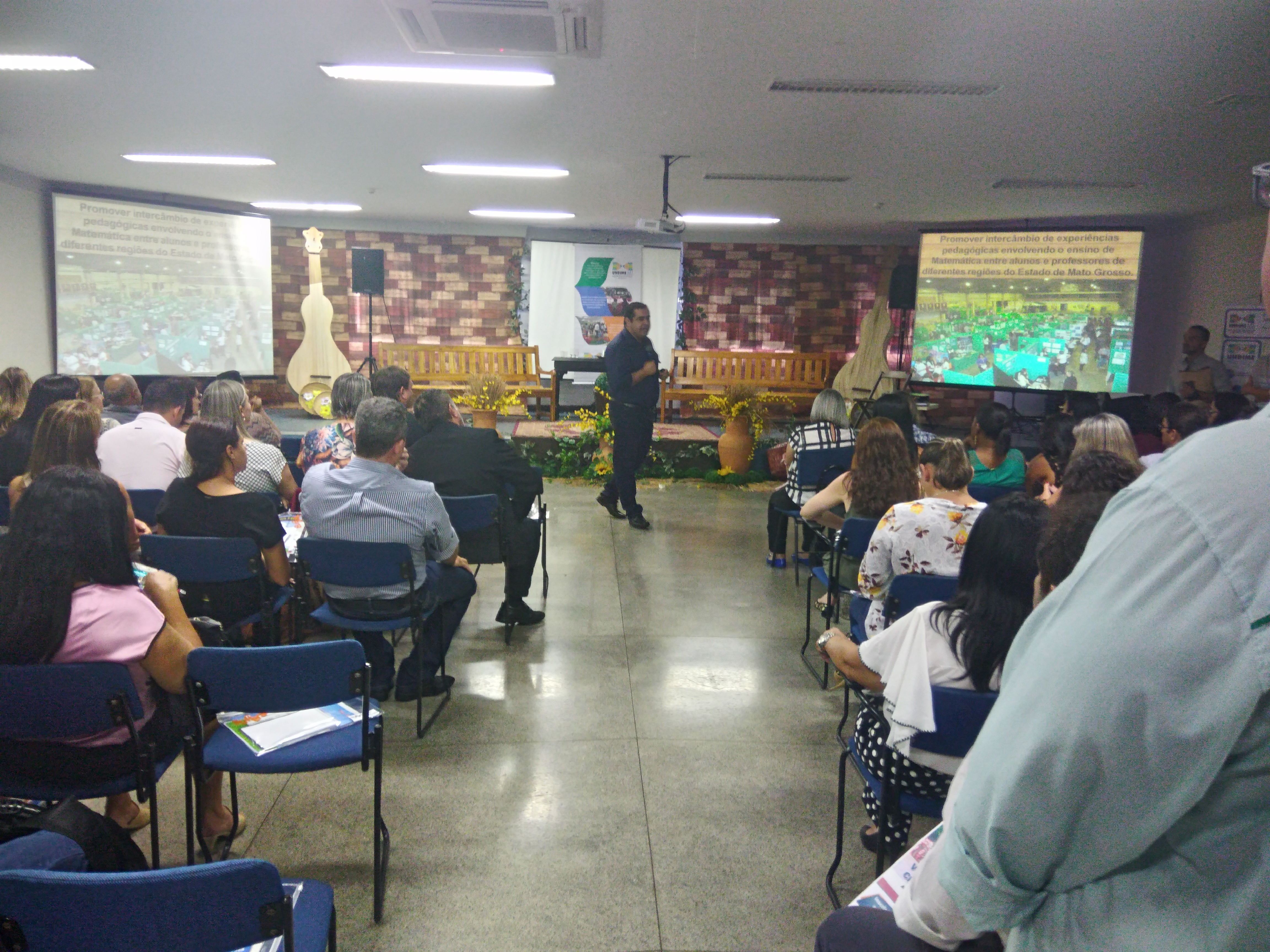 SBEM – Regional MT Participa do 2º Encontro de Gestores Municipais de Educação de Mato Grosso