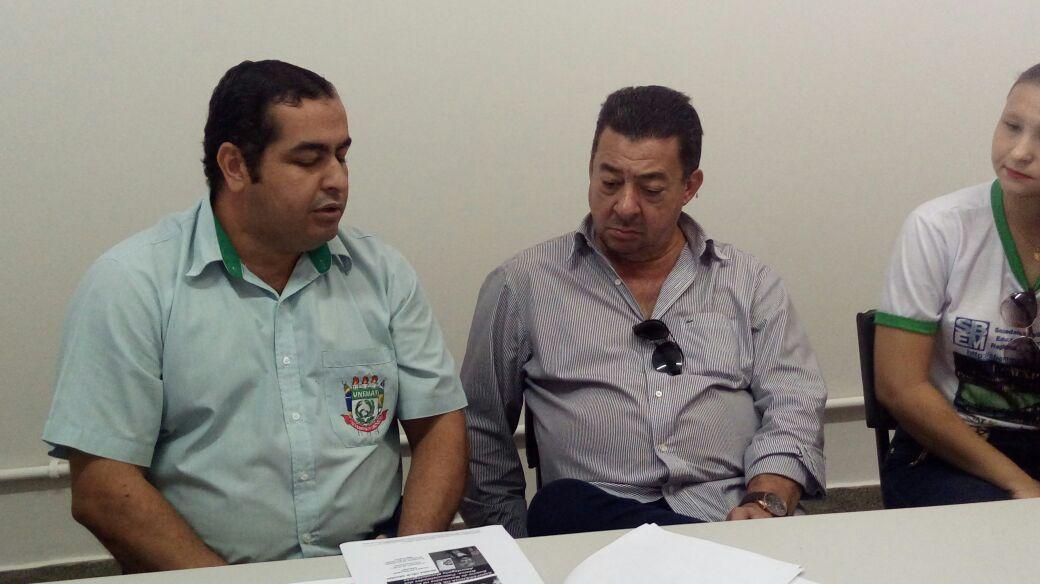 Parceria da SBEM com Dep. Estadual Mauro Luiz Savi – I EMAPEM